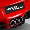 Pourquoi trois sorties d'échappement sur la Ferrari 458 Italia ?